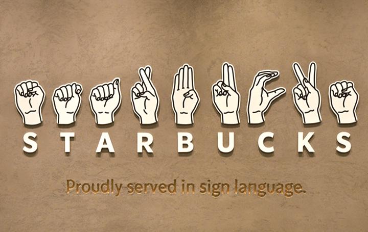 手話が共通言語となるスターバックス nonowa国立店 多様な人々が活躍できる居場所を目指す