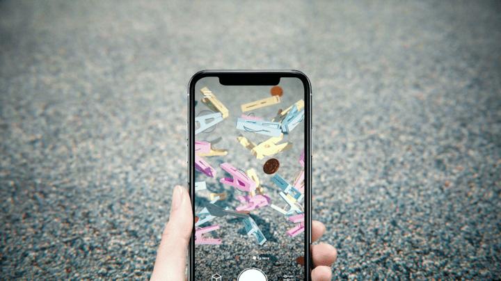 WOW、現実空間に映像インスタレーションを楽しむ  アプリ「WOW AR」をリリース