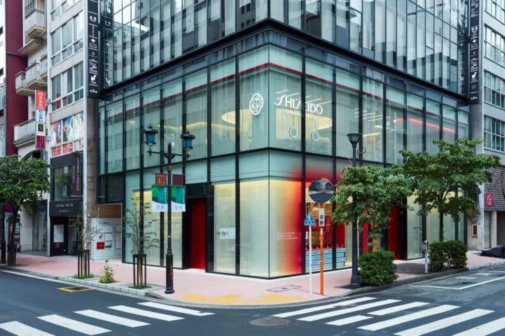 資生堂、ブランド初の体験型旗艦店 「SHISEIDO GLOBAL FLAGSHIP STORE」が銀座にオープン