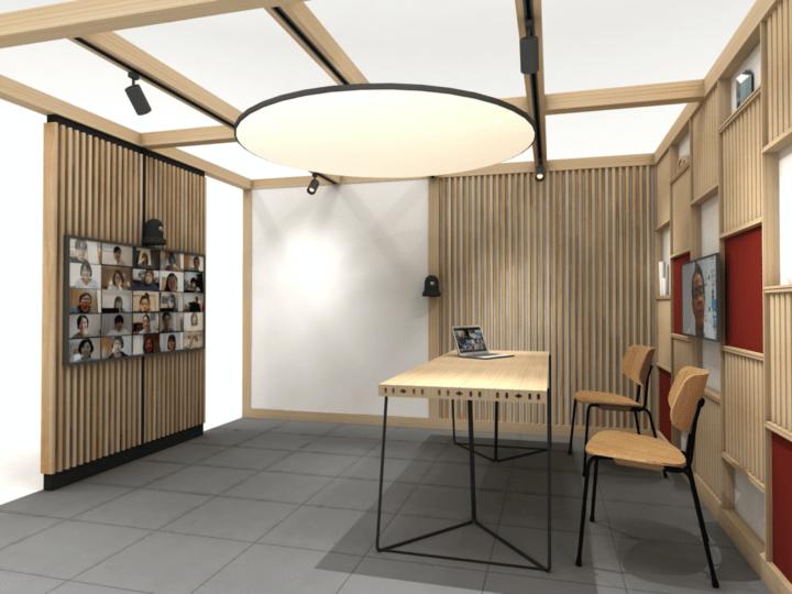 武蔵野美大、大建工業と日本音響エンジニアリングが 共同で「豊かな音環境づくり」を推進