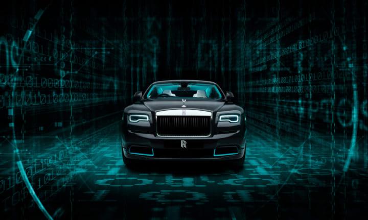 ロールス・ロイス、複雑な暗号をテーマにした 限定モデル「Wraith Kryptos Collection」をリリース