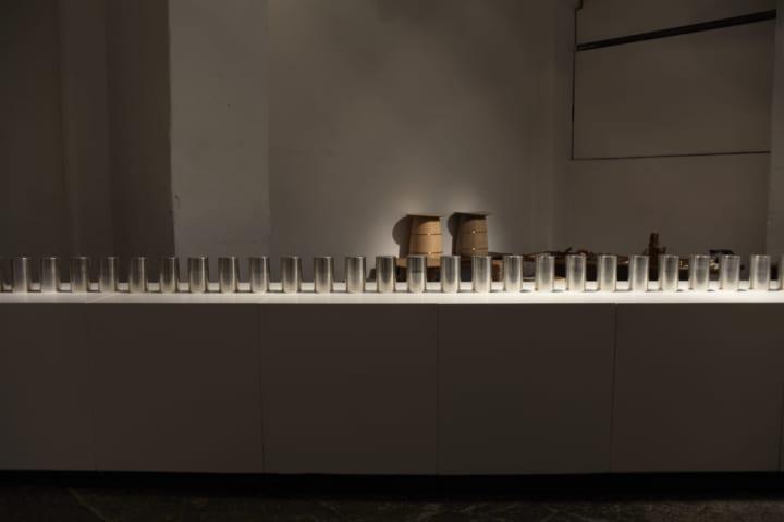 ミラノサローネで開催した、「工芸性」をテーマとする 企画展「SHOKUNIN」を京都伝統産業ミュージアムに開催