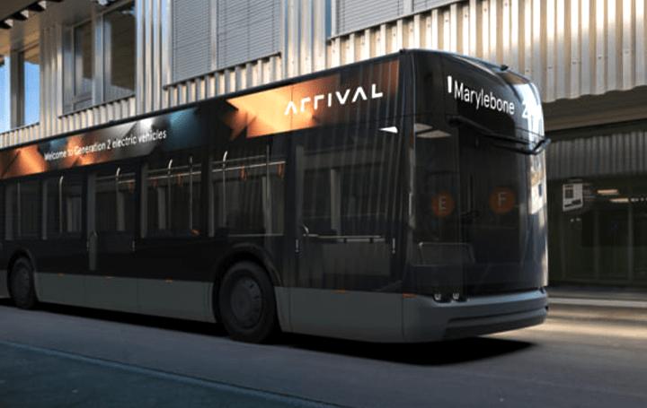 イギリス、ゼロエミッションのバス「Arrival Bus」の設計を公開 公共交通機関の乗車体験の向上を目指す
