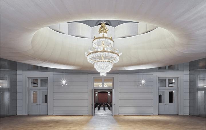 ヘルツォーク&ド・ムーロンが手がけた コンサートホール「Stadtcasino Basel」拡張プロジェクト