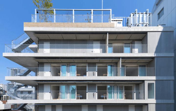 フロアずつ異なるデザインを味わえる 白いフクロウが特徴の「hotel Siro」が池袋にオープン