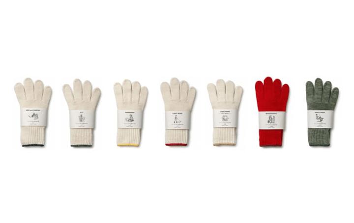 「集めて楽しく並べてキレイ」なプロの作業用手袋 「サイコロ印」が一般向けに販売