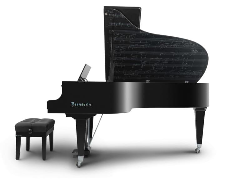 ヤマハ、ベートーヴェンの生誕250周年を記念 限定モデルのグランドピアノをリリース
