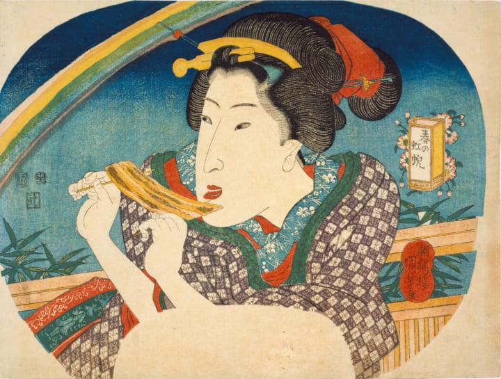 葛飾北斎、歌川広重、歌川国芳などが描いた「江戸の味わい」 日本の食の魅力を表現する「おいしい浮世絵展…