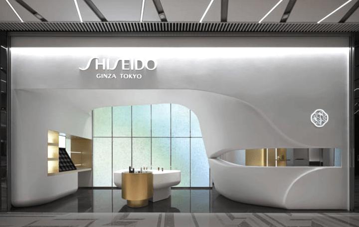 資生堂、上海にFUTURE SOLUTION LXの旗艦店をオープン デザインオフィス「I IN」が設計を手がけた