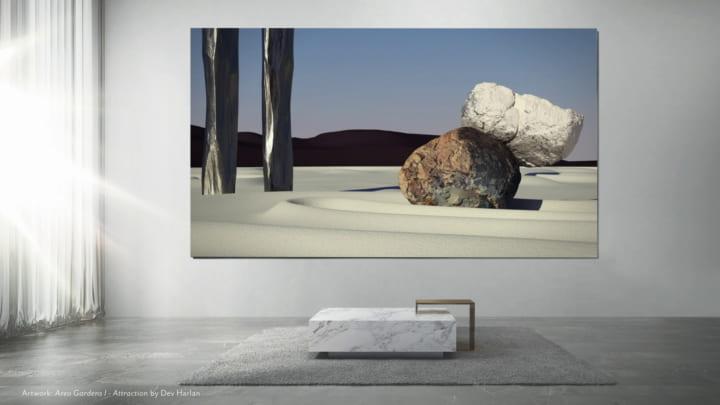 サムスンが主催、デジタルアートコンペ「The Wall」 革新的な技術を駆使した優勝作品を公開