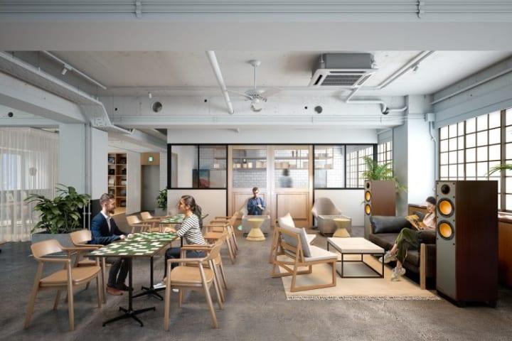 渋谷の中心に新たなカルチャーを生み出す クリエイティブオフィス 「PORTAL POINT SHIBUYA」オープンへ