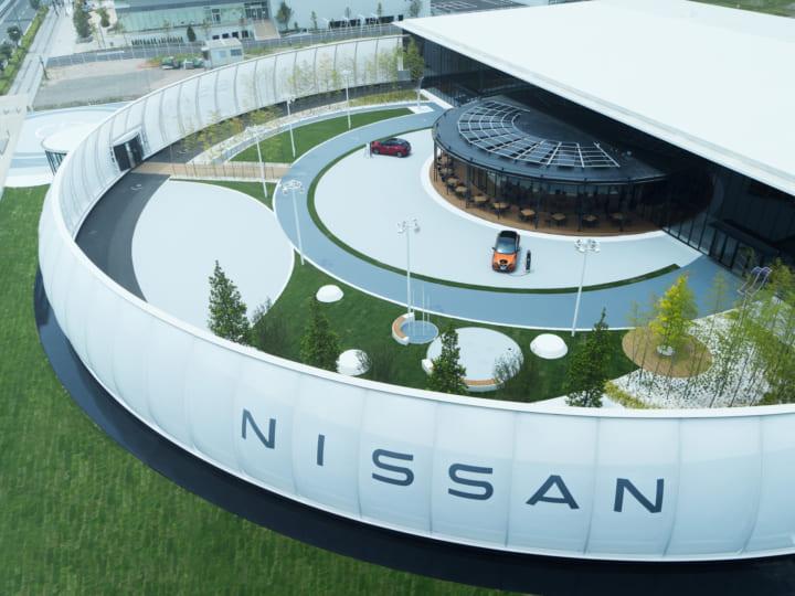 日産自動車、 「ニッサン パビリオン」をオープン 未来のモビリティ社会を体験するエンターテインメント施設