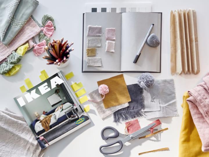 イケア、住まいの「ハウツー」を満載した 「IKEAカタログ2021」をリリース