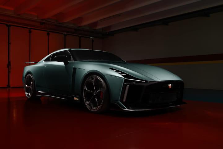 日産自動車とイタルデザインによる 最新のGT-R NISMOが遂に限定発売