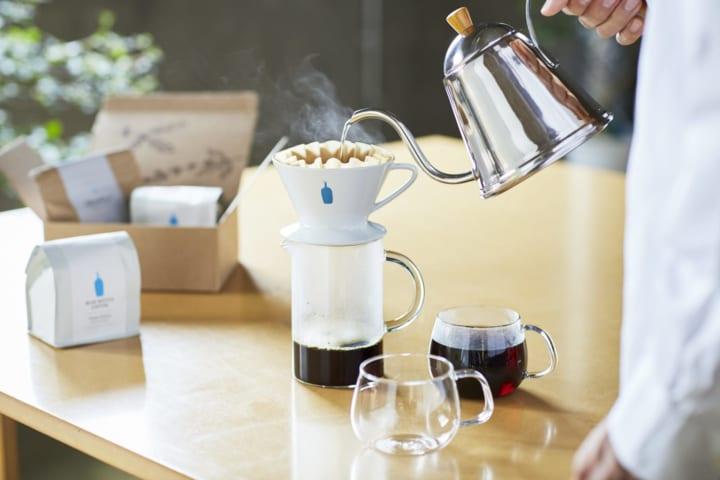 ブルーボトルコーヒー、公式オンラインストアに コーヒー豆の定期便サービスを提供