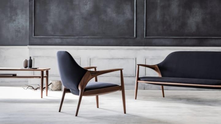 コペンハーゲンのデザインイベント「3 Days of Design」 カリモク家具のブランド「KUNST」が登場