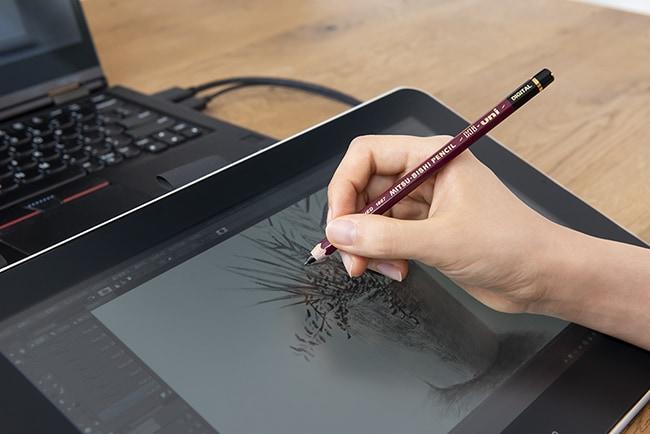 ワコム、三菱鉛筆「Hi-uni」の高級感を備えた デジタル鉛筆「Hi-uni DIGITAL for Wacom®」を発売