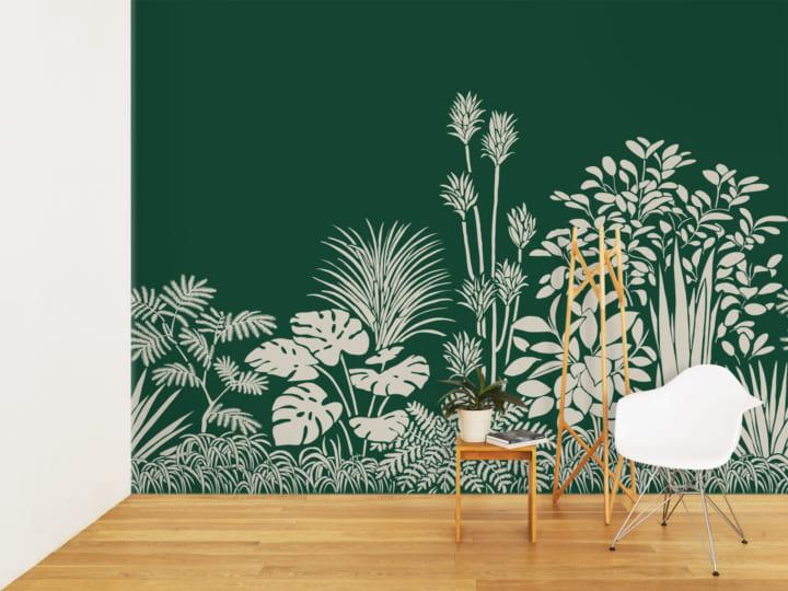ステイホームの経験をもとに、テキスタイルデザイナー 氷室友里が空間を豊かにする壁紙をデザイン