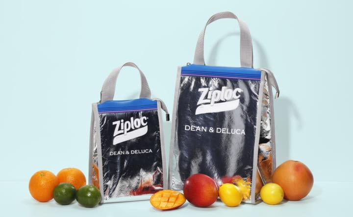 DEAN & DELUCA × BEAMS COUTURE × Ziploc®  トリプルコラボレーション「クーラーバッグ」をリリース