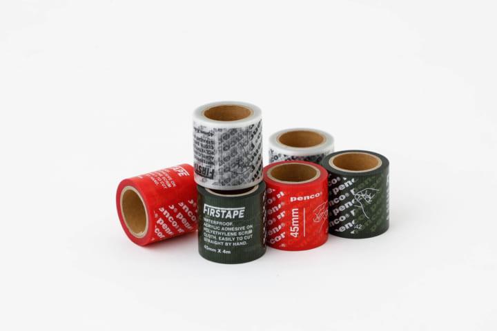 pencoから、実用性もデザインも 業務用品を思わせる「ファーストテープ」が登場