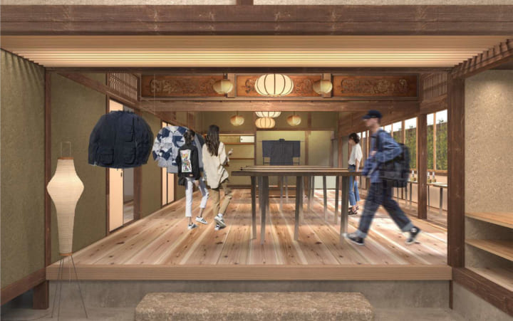 嵐山の文化や歴史、自然を楽しめる 「スノーピークランドステーション京都嵐山」がオープン