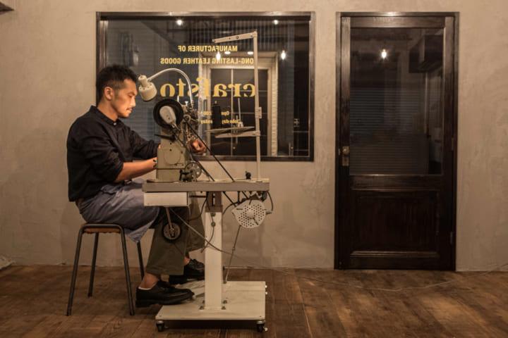 革の修理職人によるD2Cブランド「crafsto」 東京・蔵前に第一号店をオープン