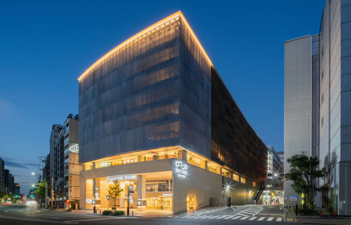 世界初WELL Building Standard™認証を取得したホテル 京都・四条河原町の「GOOD NATURE HOTEL KYOTO」