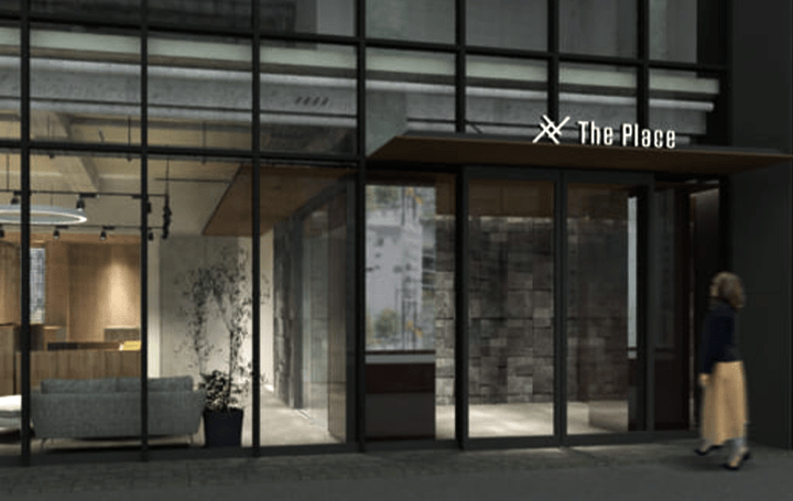 働き方や環境を選択できる場所 大阪・心斎橋にオフィスビル「The Place」がオープン