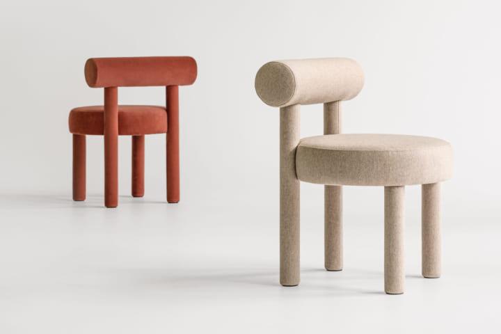ウクライナのデザインスタジオ NOOMによる 幾何学にインスパイアされた家具コレクション