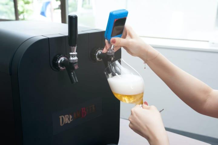全国各地のビールが自宅で楽しめる ビールサーバー「DREAM BEER」登場
