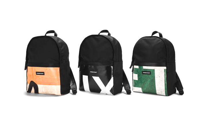 FREITAG、新作の学生用バッグ 「F601 MALCOLM」をリリース