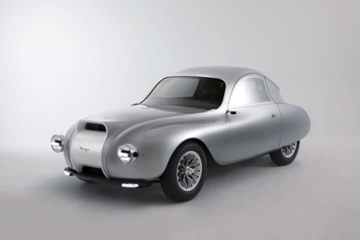 京都発のデザインスタジオ「Fortmarei」がデザインする 京セラのコンセプトカー「Moeye」