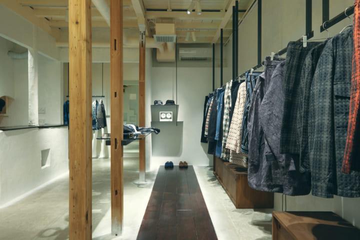 伝統技術を現代のファッションにアップデート ブランド「KUON」初の直営店舗が原宿にオープン