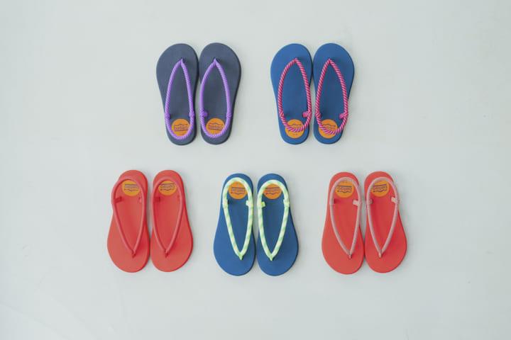 日本人本来の歩き方をサポートする サンダル「buntaro® Waraji Sandals」