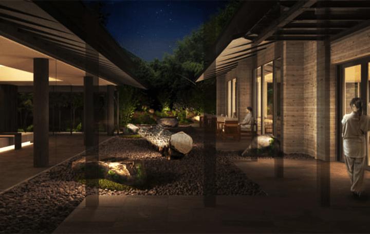 季節と風土を感じさせる温泉宿SOKI ATAMIがオープン TONERICO:INC.とage co.ltdがデザインを担当