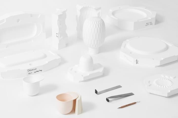 伊デザイナーのデニス・グイドーネと 有田焼のアーティストによる作品展示「denis guidone x ARITA」