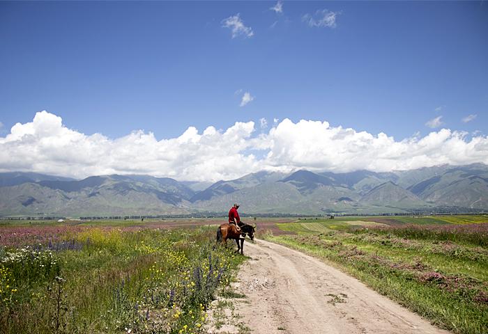 良品計画、キルギスのものづくりと向き合う 企画展「Found MUJI キルギス」を開催