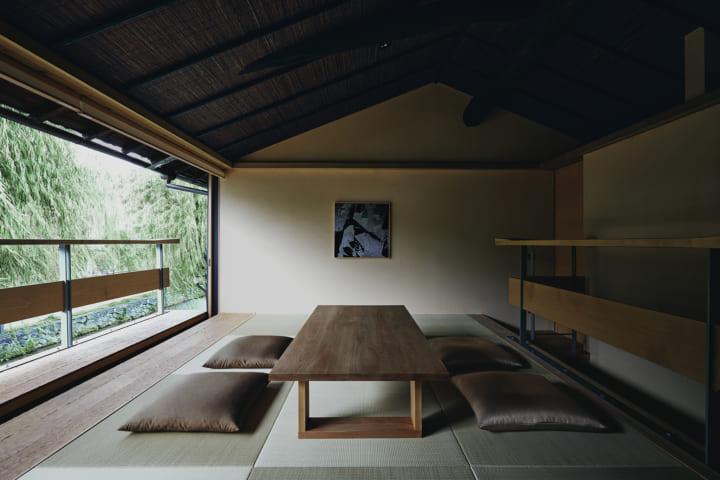 京都・白川の築115年を超える空き家を活用した 1棟貸しの宿泊施設「ANJIN GION SHIRAKAWA」