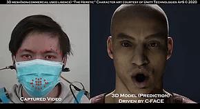 マスクをしても表情をセンシングできる 耳掛けタイプのウェアラブルデバイスが開発