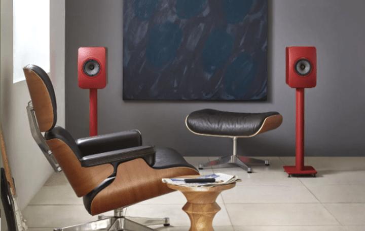 英スピーカーメーカーKEFが手がける 上質のサウンドとエレガントな外観が融合する「LS コレクション」