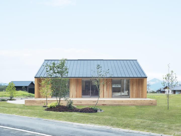 中国エリア初の無印良品の家  「陽の家」モデル棟が公開
