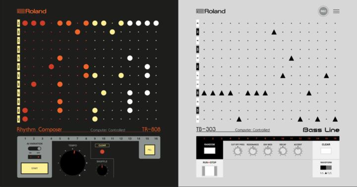 スズキユウリとローランドが楽しく学べる 電子音楽プラットフォーム「808303.studio」をローンチ