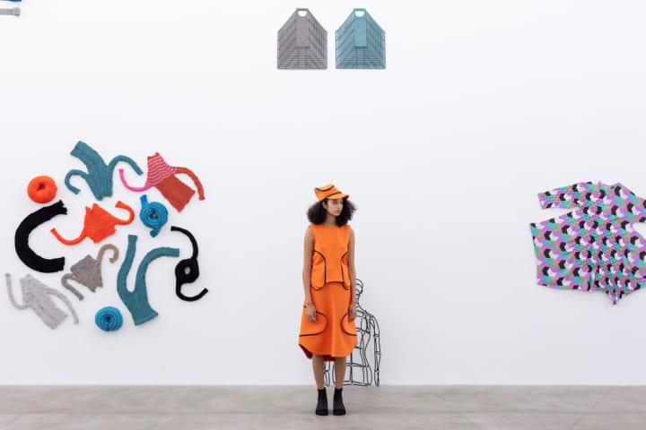 ISSEY MIYAKE が2021年春夏コレクション「UNPACK THE COMPACT」を発表