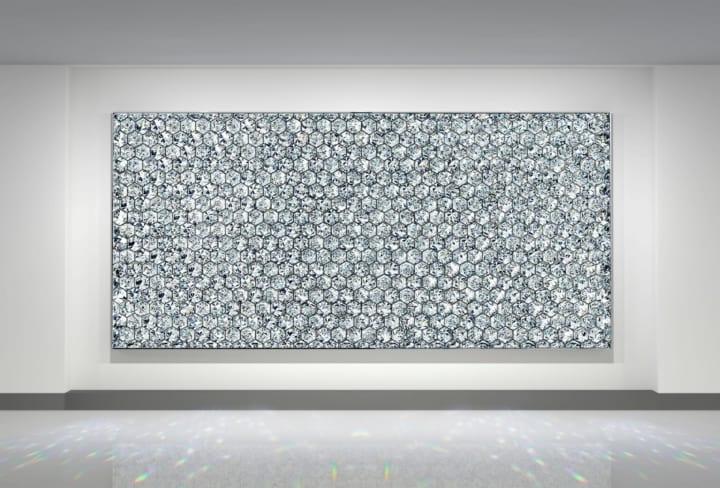 資生堂、吉岡徳仁が手がけたパブリックアート「光の結晶」を 東京メトロ銀座線銀座駅に寄贈