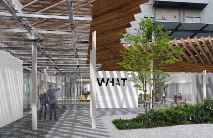 寺田倉庫、コレクターのアートを展示する 芸術文化発信施設「WHAT」をオープン