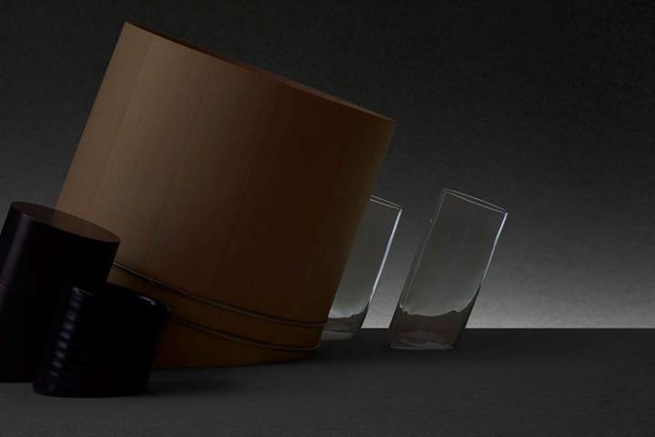 デザインスタジオ CURIOSITYによる 「70度」のフォルムで統一したプロダクトコレクション「TEN TEN TEN…」