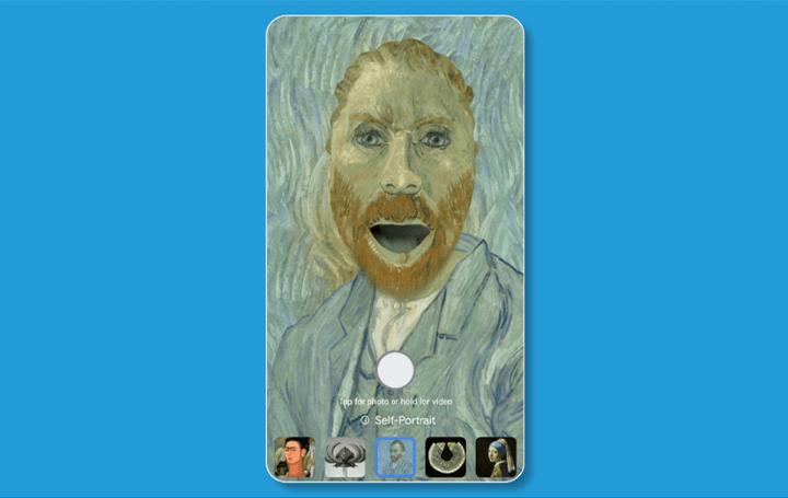 自分自身がアート作品になる Google Arts&Cultureアプリの新機能「Art Filter」