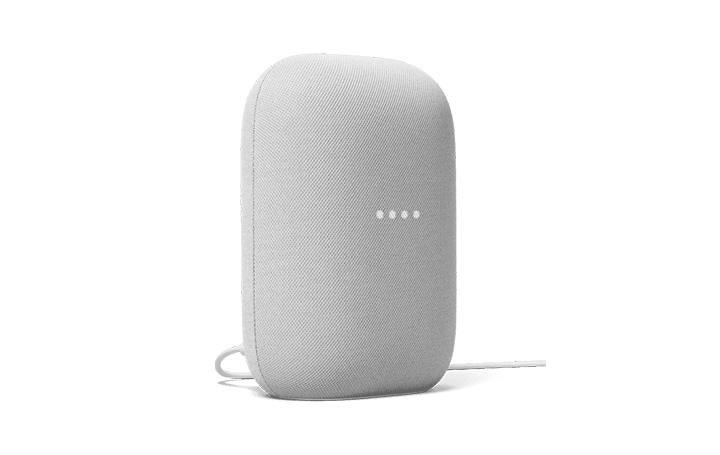 グーグル、サウンドを楽しむ 新スマートスピーカー「Google Nest Audio」を発表