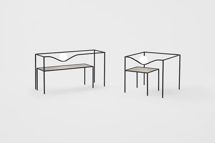 nendoがFlosのために アウトドア用のライティング・コレクションをデザイン