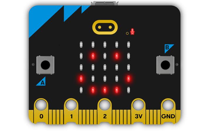 イギリス発プログラミング教育向け マイコンボード「micro:bit」新バージョンが登場